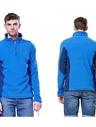 Men Autumn Winter  100% Polyester Soft Warm Jacket Blur Green Colors S-XXL JW5133