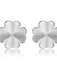 C c earrings korean tv drama fine jewelry mercurial superfly earrings for women silver earrings clover channel earrings