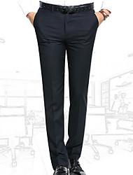 Pants Polyester Black / Navy Blue