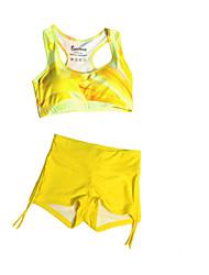 Mujer Carrera Bañadores / Shorts / Traje de compresiónYoga / Pilates / Patinaje / Fitness / Natación / Buceo / Carreras / Deportes