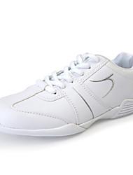Sapatos Caminhada Feminino Preto / Azul / Rosa / Branco Courino