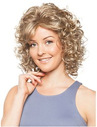 Beautiful And Fashion European and American Curly Hair Wig