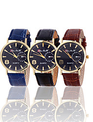 Queen.ZX Women's Man's Steel Band Analog Quartz Casual Watch More Colors