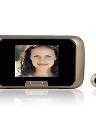 2.8inch TFT Door Camera Friendly Menu Wireless Door Peephole Camera Visual Doorbell