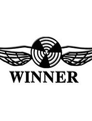 logótipo vencedor
