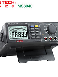 MASTECH MS8040 True RMS DMM Bench Top Multimeters 22000 Counts Auto Ranging w/ Cap. Freq.Temperature Test