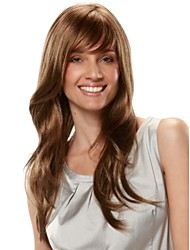 Charming Long Wavy Synthetic Bang Hair Wigs