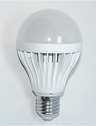 Lampadine globo LED 14*SMD 3535 JS A60(A19) E26/E27 7 W Decorativo 560 LM Bianco caldo / Luce fredda 1 pezzo AC 85-265 V
