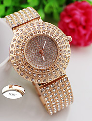 Personalized Gift Ladies Fashion Exquisite Rhinestone Watch