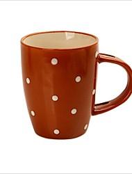New Couple Cup Korean Style Creative solid porcelain mug Furniture Ceramic Mug