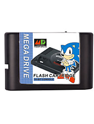 5 Generation Version MD Card Flash Cartridge (Mega Drive) for Sega Genesis Console