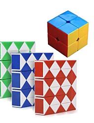 Shengshou® Cube velocidade lisa 2*2*2 Velocidade Cubos Mágicos ABS