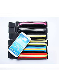 Single Sports Armband Pouch Pockets for iPhone And Others(Assorted Color)