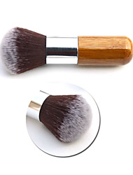 1pcs Blush Foundation brush Makeup Brush Soft Flat Hair Wonderful Brushes Beauty Tools