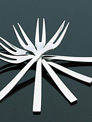 Stainless Steel Creative Fashion Fruit Fork