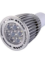 9W GU10 Точечное LED освещение MR16 7 SMD 850 lm Тёплый белый / Холодный белый Декоративная AC 85-265 V 1 шт.