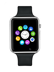 Feike Waterproof Smart Watch, Camera Media Control/Sleep Tracker/Pedometer/Find the Phone for Android IOS Smartphone