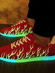 Unisex Fashion Light Sneakers Men & Women shoes Trend The Luminous
