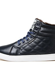Men's Shoes Outdoor / Athletic / Casual Fashion Sneakers Black / Blue