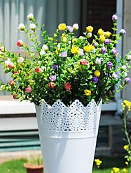 Kunststoff Rosen Künstliche Blumen