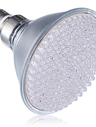8W E26/E27 Luz de LED para Estufas 168 LED de Alta Potência 800LM lm Vermelho Azul Decorativa AC 220-240 V 1 pç