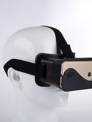carton 3d bricolage lunettes de réalité virtuelle pour iPhone 6& 6 plus / note 4 / s5 etc. 4.3 pouces - téléphone intelligent de 6,3 pouces