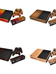 Kits d'accessoires / Autocollant - Xbox One - Nouveauté - Audio et vidéo - en PVC / Caoutchouc - For Xbox One Console & Kinect - #