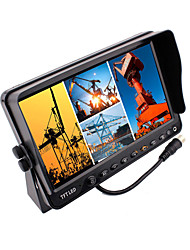 RenEPai® 7 Inch 4 in1 HD Monitor +  BUS HD Car Rear View Camera Waterproof Camera  Cable length 16M, 20M 9V~36V