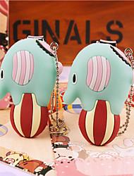 1pcs coreano lindo de dibujos animados cortaúñas elefante