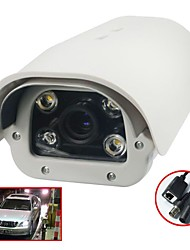 1080P LPR Functional Type IP Camera