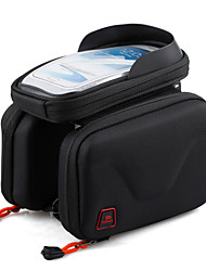 Promend® Fahrradtasche <10LHandy-Tasche / Fahrradrahmentasche / Fahrradlenkertasche Regendicht / Stoßfest / Multifunktions / Touchscreen