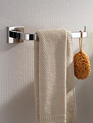 Handtuchhalter / WC-Rollenhalter Edelstahl Wandmontage 265 x 50 x 50mm (10.43 x 1.97 x 1.97 Edelstahl Modern