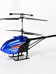 New Alloy 3.5 Channel Flash Super Resistance To Fall Remote Control Helicopter Model bw1013