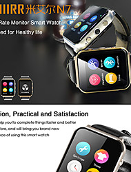 MIIRR Heart Rate Monitor Smart watch Designed for Healthy Life User Manual