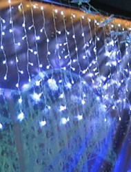 Net Light Garden Decoration Christmas All Over The Sky Star Waterproof Lamp Series 4*0.6M PVC 120Led 220V 5W