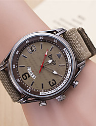 L.WEST Men's Outdoor Sports Military Calendar Watches Wrist Watch Cool Watch Unique Watch
