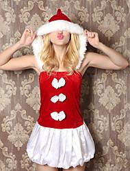 Women' Sexotic Apparel Sexy Lingerie Erotic Christmas Costume