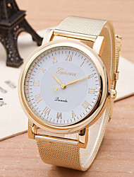 Woman's Watch GENEVA Gold and silver watch Cool Watches Unique Watches