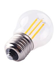 G45 4W E27 400LM 360 Degree Warm/Cool White Color Edison Filament Light LED Filament Lamp (85-265V)