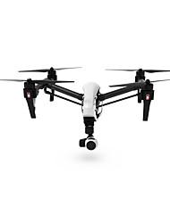 dji inspirer 1 t600 2.4G 6ch seule caméra HD 4k émetteur avec 3 axes cardan professionnelle fpv drone