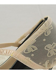 Nylon Insoles & Accessories for Shoes Covers White