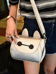 Lady's Fashion Retro Rabbit Shape  Small Single  Shoulder  Package