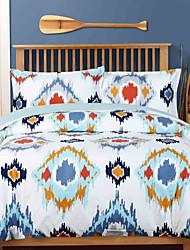 3 piezas conjunto funda nórdica impresa - super suave impresión clásica de alta calidad 100% algodón de primera calidad hipoalergénica