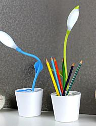 Luzes de Secretária - Moderno/Contemporâneo - PVC - Recarregável