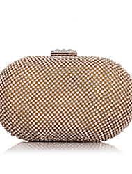 L.WEST®  Women's  Event/Party / Wedding / Evening Bag Diamonds Delicate Handbag