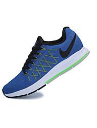Zapatos Tenis Materiales Personalizados Azul Mujer / Hombre
