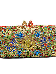 Women's Hot Crystal Clutch Bags
