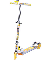 Cycling Child Flashing Breastroke Scooter Assorted Colors