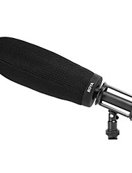 BY-T240 Inside Depth 240mm Professional Windshield for Shotgun Microphones Shure VP89 BY-PVM1000L AKGCK98 AT8035 SGM-2X