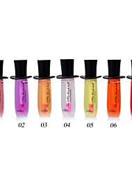 pequeño y encantador brillo de labios moisting (12 colores seleccionables)